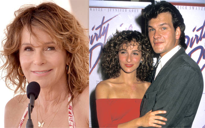 Dirty Dancing 'sequel' sees Jennifer Grey return to set after 33 years