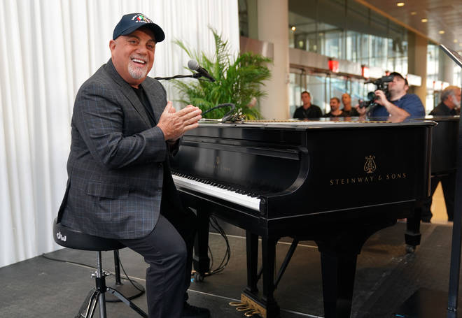 Billy Joel he recently said he is now semi-retired so he can spend more time with his wife and family. Pictured in 2018