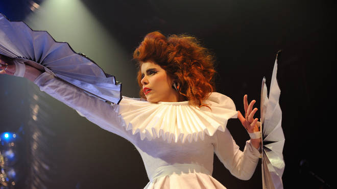 Paloma Faith in 2009
