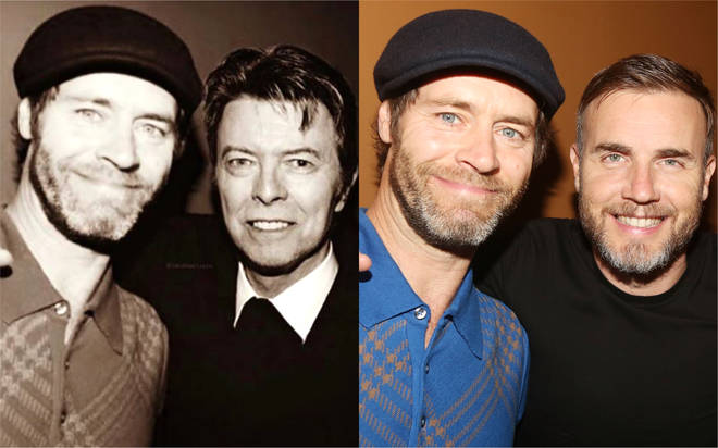 Take That's Howard Donald accidentally shares fake David Bowie photo that replaces Gary Barlow