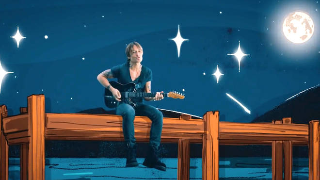 Keith Urban releases brand new music video for 'Superman' ahead of The Speed of Now Part 1 album release