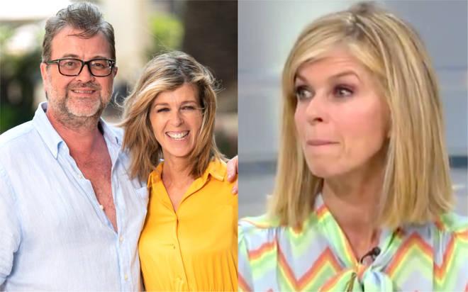 Kate Garraway confirms husband Derek Draper is 'stable' in new health update