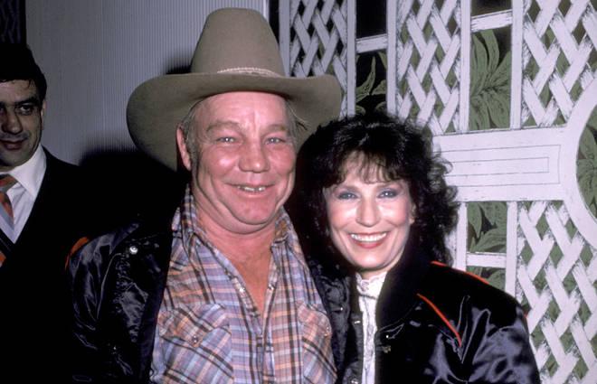 Loretta Lynn and husband Oliver Lynn