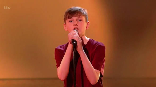 Dara McNicholl stunned the judges on The Voice Kids with his powerful voice