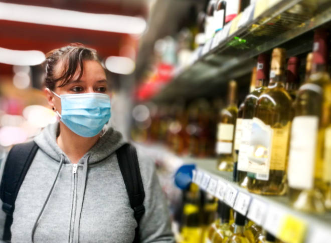 Sainsbury's, Tesco and Lidl have all confirmed they won't challenge customers not wearing masks