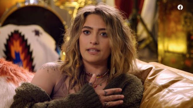 Paris Jackson has given an insight into her private life in her new Facebook Watch documentary series