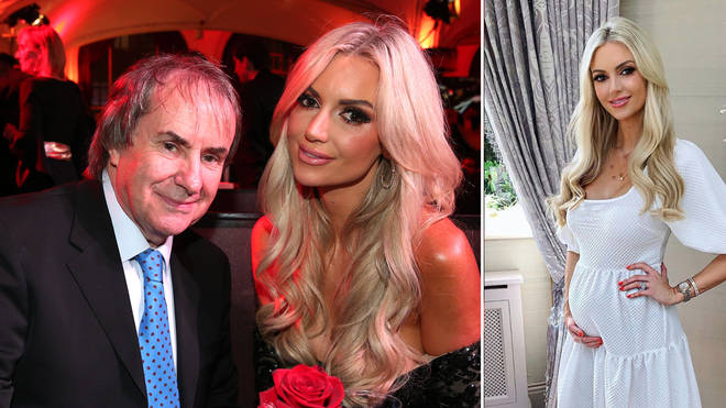 Chris De Burgh's daughter pregnant with twins after suffering 14 miscarriages