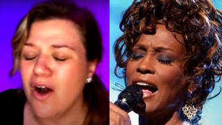 Kelly Clarkson lent her amazing vocal range to the Whitney Houston classic 'How Will I Know'