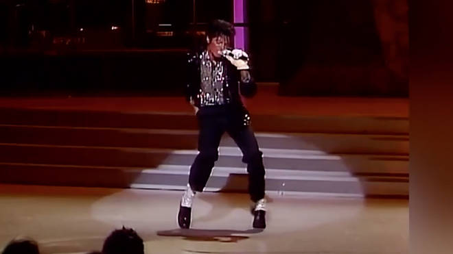 Michael Jackson performed his first public moonwalk on the NBC Motown TV show on May 16, 1983
