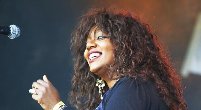 Manchester music legend Denise Johnson has died aged 56