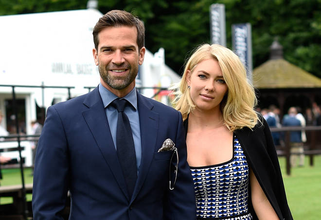 Gethin Jones and Katja Zwara in 2017