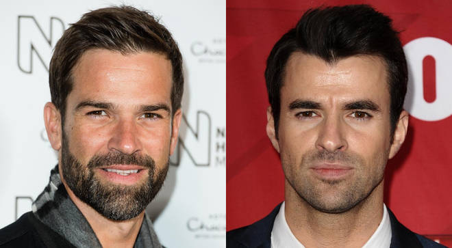 Are Gethin Jones and Steve Jones related?