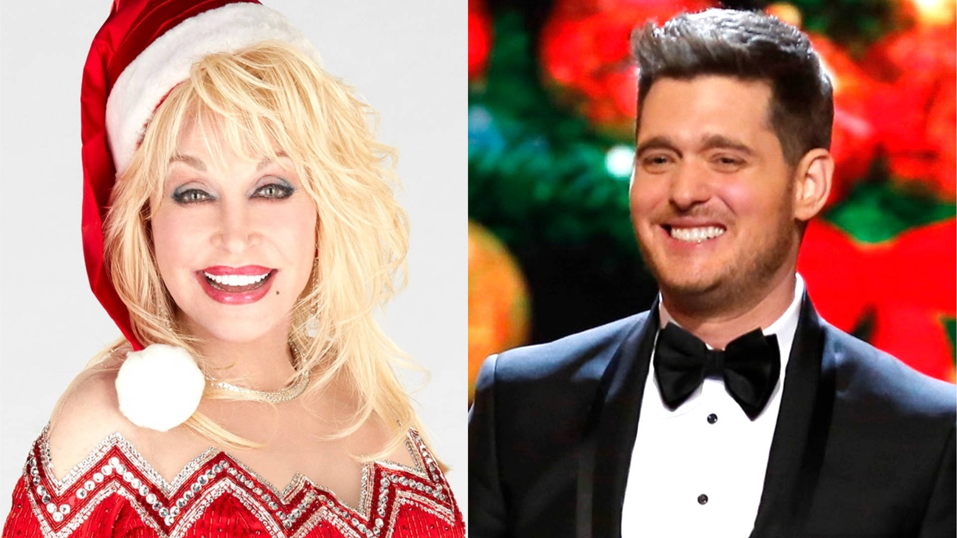 Michael Buble New Christmas Album 2020 Dolly Parton and Michael Bublé have recorded a new Christmas song