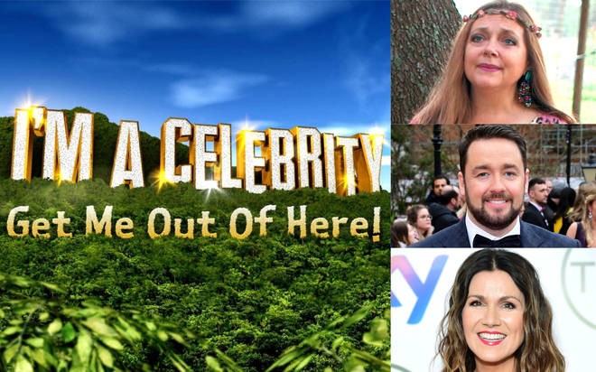 I'm A Celebrity… Get Me Out of Here! 2020 line-up rumours
