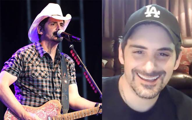 Brad Paisley speaks to Smooth Country as he releases 'No I in Beer' and teases more new music