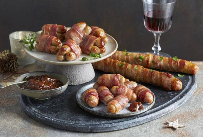 Aldi pigs in blankets