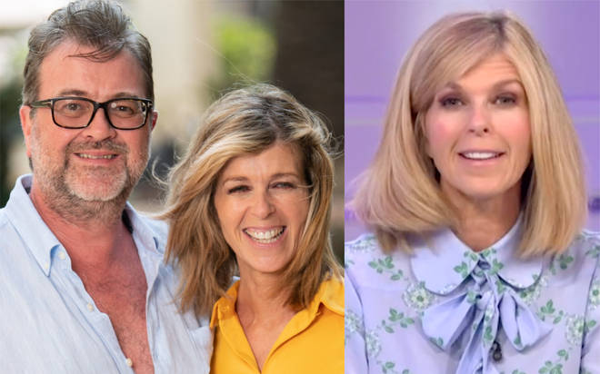 Kate Garraway gives emotional update on husband Derek Draper's condition