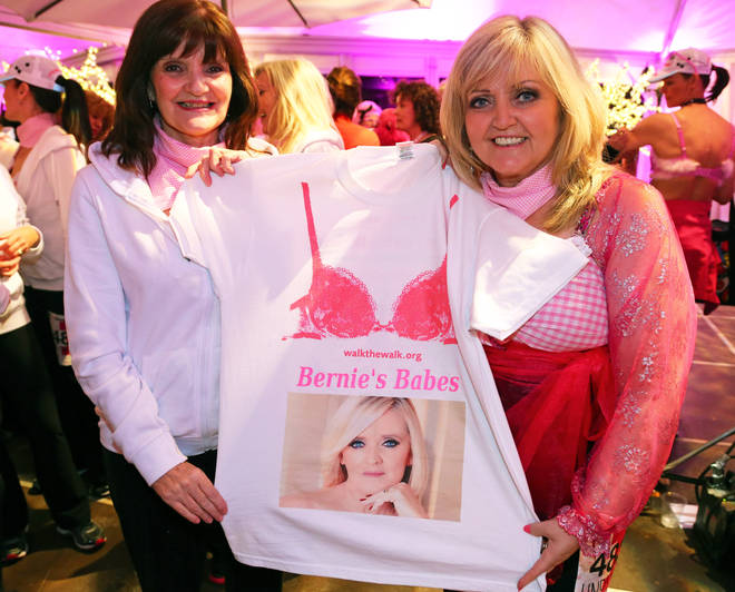 Nolan sisters Linda and Anne reveal cancer diagnosis seven years after sibling Bernie's death