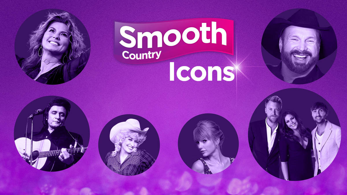 Smooth Country Icons 2020: Vote for your favourite country artists in our top 50 countdown!