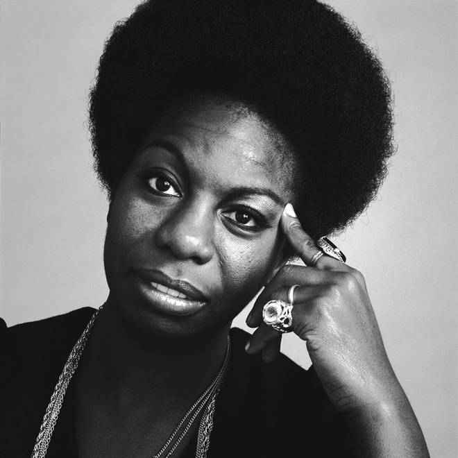 Portrait Of Nina Simone, October 1969