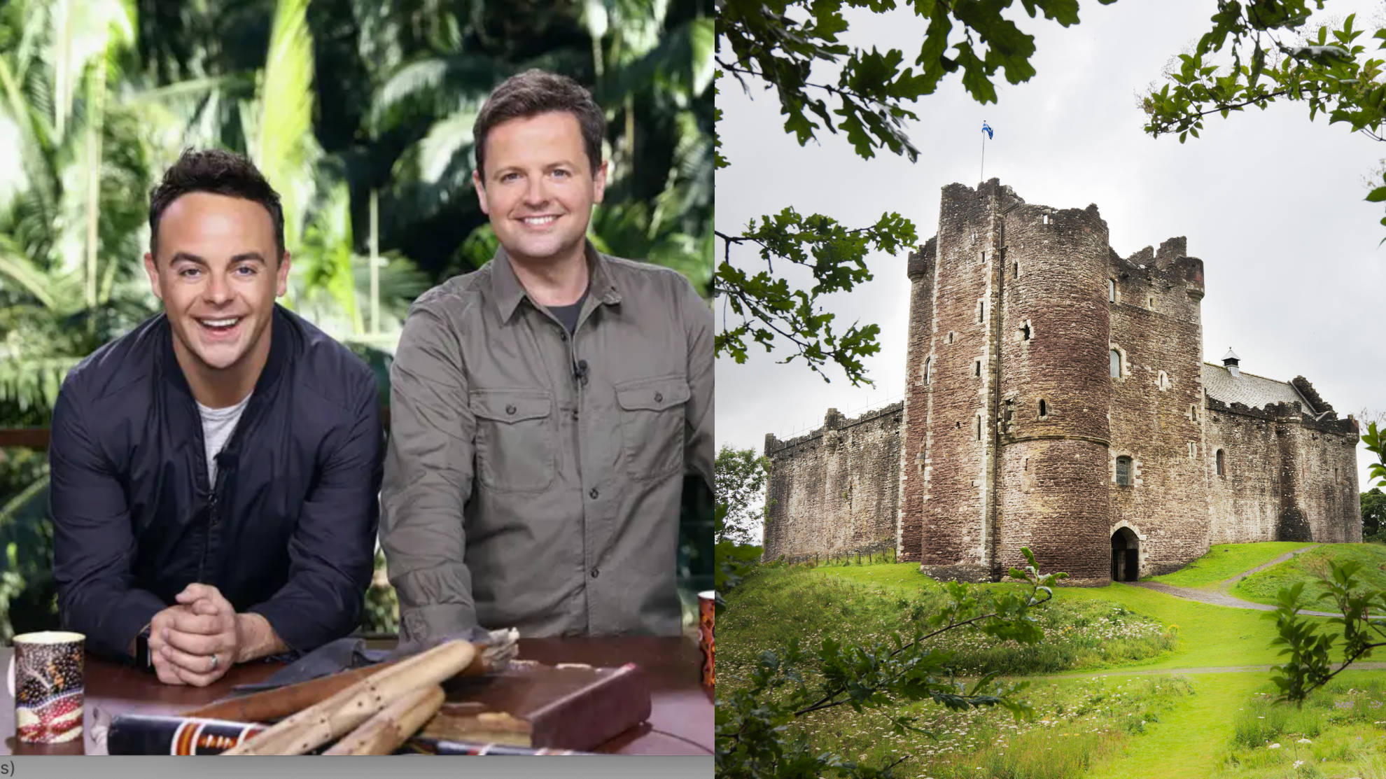 I M A Celebrity 2020 Series To Be Filmed At Ruined Castle In The Uk Itv Announces Smooth
