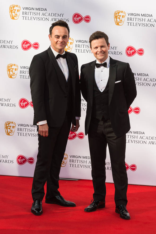 Ant and Dec (pictured) will host the 2020 I'm a Celebrity series from a ruined castle in the UK countryside, ITV bosses have confirmed