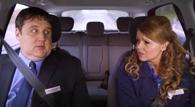 Peter Kay releases brand new Car Share sketch