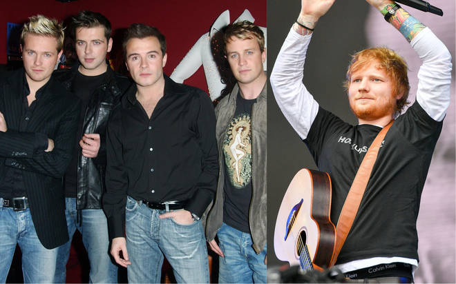 Westlife/Ed Sheeran