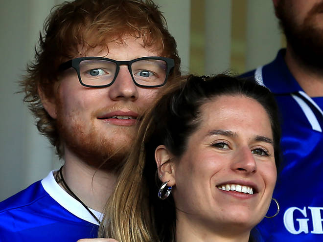 Ed Sheeran and his wife of two years, Cherry Seaborn, are said to be expecting their first child later this summer