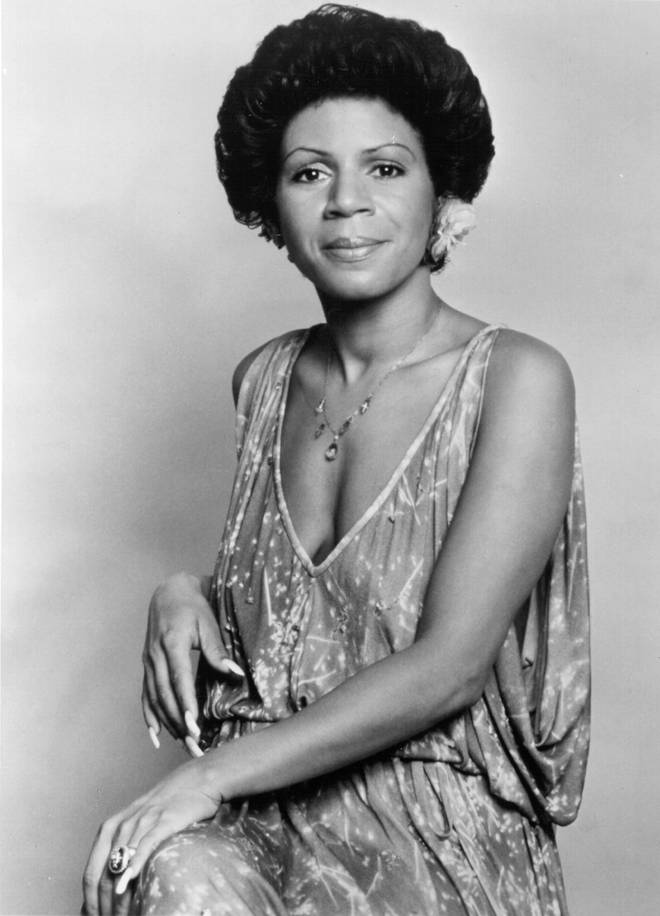 Minnie Riperton in 1975
