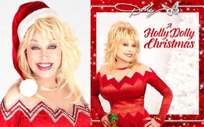 Dolly Parton announces 'A Holly Dolly Christmas' album for October 2020 release