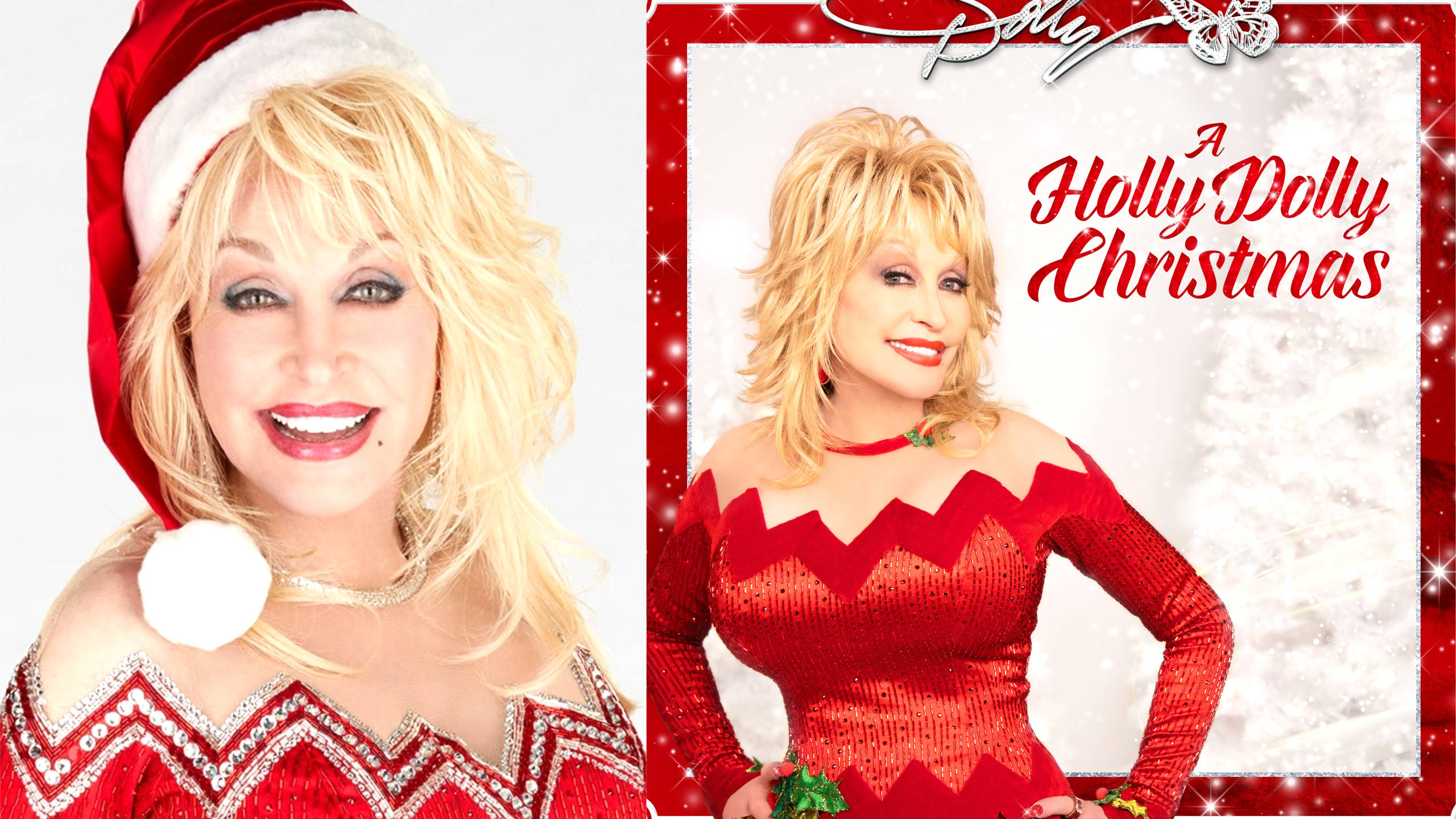 Christmas Music Releases 2020 Dolly Parton announces 'A Holly Dolly Christmas' album for October