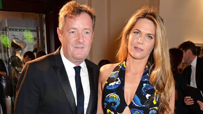 Piers Morgan and wife Celia Walden burgled while they slept in French villa