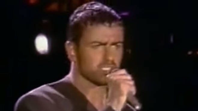 George Michael was performing at Rock in Rio when he saw Anselmo in the audience for the first time