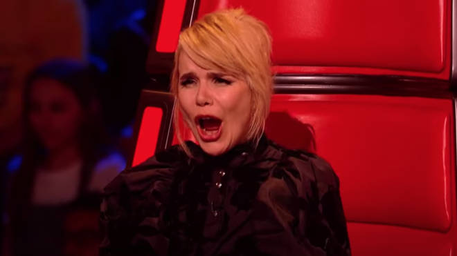 Fellow judges Paloma Faith, will.i.am and Danny Jones were very impressed by the performance