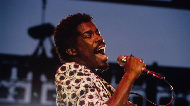 Billy Ocean in 1986