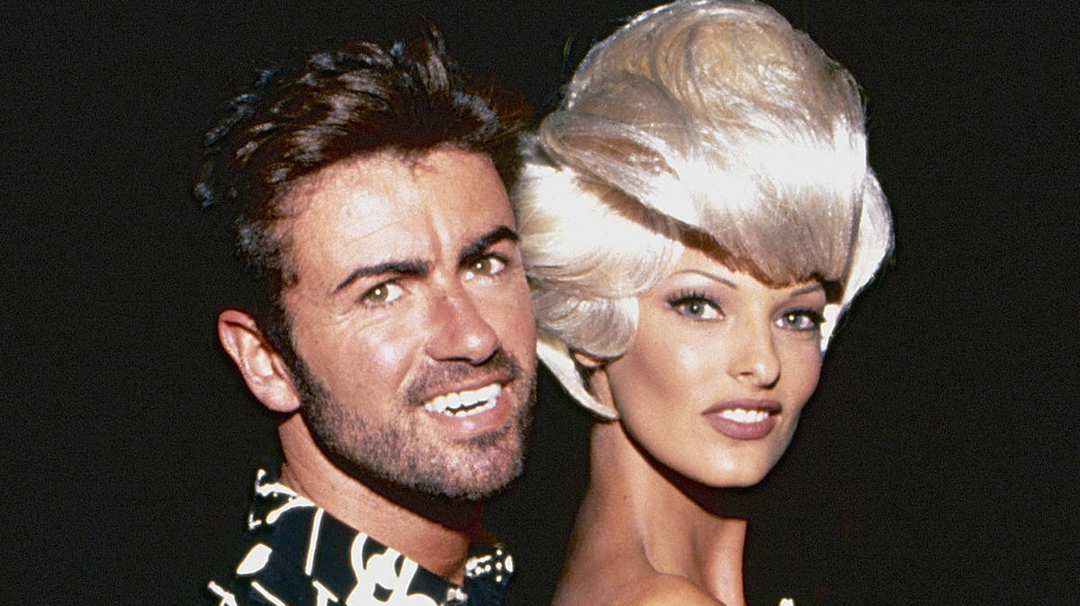 George Michael: Supermodels recall private moments and 'naughty' antics from 'Freedom! 90' music video