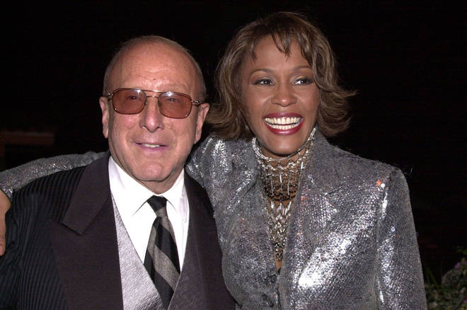 Clive Davis has shared more details of the upcoming Whitney Houston biopic