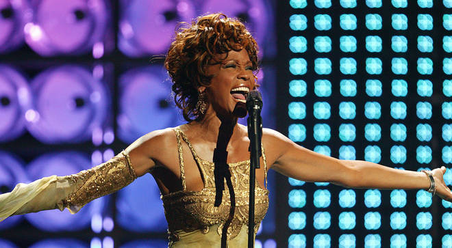 Clive Davis shares new details about new Whitney Houston biopic