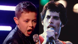 Ten-year-old George Elliot wowed viewers of The Voice Kids with an incredible cover of Queen's 'Radio Gaga'