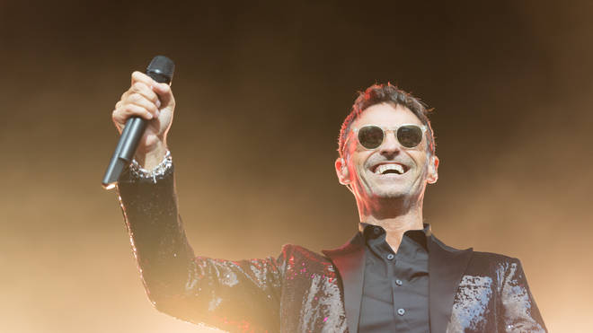 Wet Wet Wet Perform At Edinburgh Castle