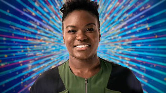 Strictly Come Dancing 2020 contestant Nicola Adams OBE