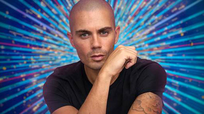Strictly Come Dancing 2020 contestant Max George