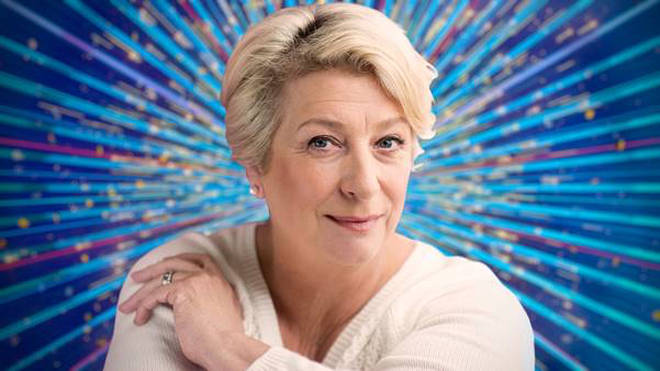 Strictly Come Dancing 2020 contestant Caroline Quentin