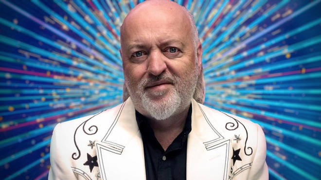 Strictly Come Dancing 2020 contestant Bill Bailey