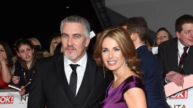 Paul Hollywood and former wife Alex