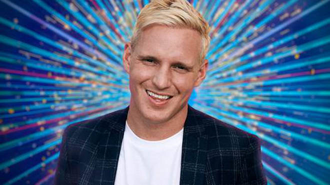 Strictly Come Dancing 2020 contestant Jamie Laing