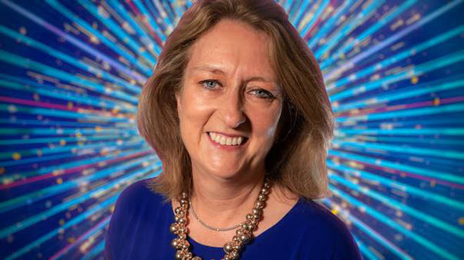 Strictly Come Dancing 2020 lineup contestant Jacqui Smith