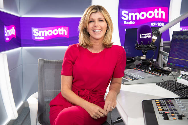 Kate Garraway returns to Smooth Radio