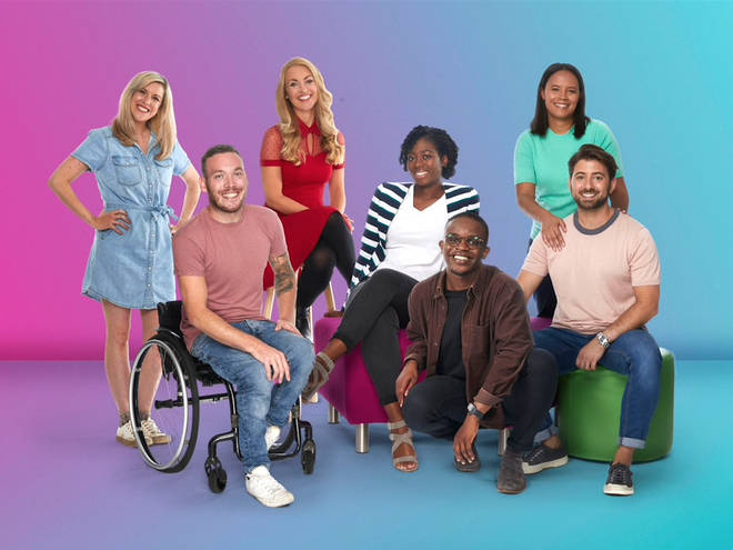 Newsround's 2020 presenter line-up